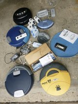 IROBOT  SCOOBA AND ROOMBA FOR PARTS in Plainfield, Illinois