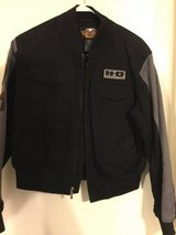 Unisex Harley Davidson Bomber Jacket in Travis AFB, California