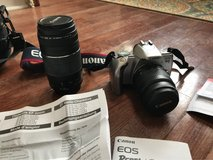 Canon Rebel SLR 35mm camera kit in Fort Campbell, Kentucky