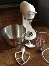 Kitchen Aid Ultra Power Mixer White in Hopkinsville, Kentucky