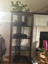 Media Stands-Glass/Wood (2)***Price Reduced*** in Camp Lejeune, North Carolina