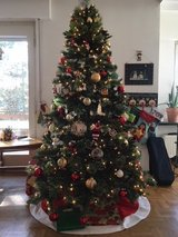 7 ft pre-lit Vancouver Pine Christams Tree in Stuttgart, GE