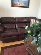 Couch & matching loveseat in Joliet, Illinois
