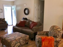 Couch, loveseat, chair, ottoman, Livingroom set in Camp Lejeune, North Carolina