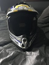 Dirt bike helmet , gently used in Fairfield, California