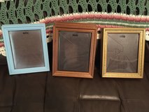 Picture frames 8 x 10 in Warner Robins, Georgia