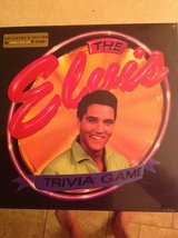 Elvis Sealed Collector Edition Trivia Game in Yorkville, Illinois