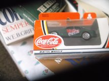 coke matchbox car in Alamogordo, New Mexico