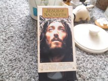 jesus of nazareth vhs tape set in Alamogordo, New Mexico