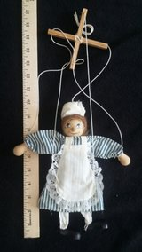Vintage French Marionette in Alamogordo, New Mexico