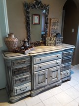 Large Tall Rustic Dresser in Baytown, Texas