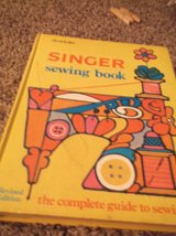 singer sewing book in Alamogordo, New Mexico
