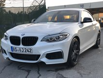2017 BMW M240i w/13,700 miles in Grafenwoehr, GE