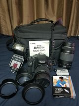 Canon T3i/600D bundle in Okinawa, Japan
