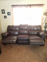 6' Wall Hugger Recliner Couch in Alamogordo, New Mexico