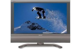"Sharp 26"" Aquos HDTV Model LC26D6U  HD-Ready LCD Flat-Panel TV in Rosenberg, Texas"