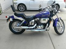 Clean Honda Shadow, ready for summer. in Bolling AFB, DC