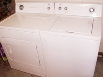 Washer and Dryer price for set-Whirlpool in Warner Robins, Georgia