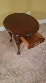 Oval End Table in Camp Lejeune, North Carolina