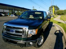 4x4 XLT Forest Green Ford F150 in Fort Polk, Louisiana