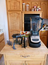 Ninja Pro Kitchen System 1100 - Model NJ602 with Free Cookbook in Yucca Valley, California