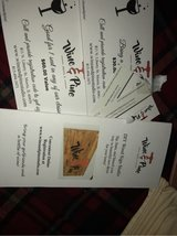 wine and pine gift certificates in Bolingbrook, Illinois