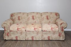 Highland House Sofa Floral Pattern in Kingwood, Texas