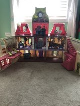 Our Loving Family dollhouse in Naperville, Illinois