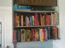 Miscellaneous games and books in Duncan, Oklahoma