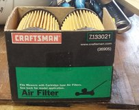 NEW Craftsman #33021 Lawn Mower Air Filter in Valdosta, Georgia