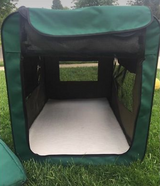 Canine Camper Portable Tent Crate XL in Westmont, Illinois