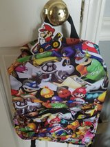 Mario kart bookbag new in Westmont, Illinois