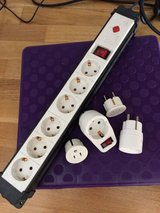 Power strip with surge protector in Wiesbaden, GE