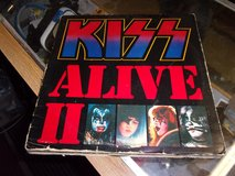 KISS Alive II Album in Fort Riley, Kansas