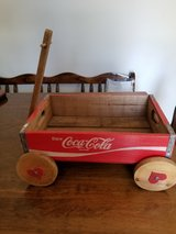 Coca Cola Wagon in Lawton, Oklahoma
