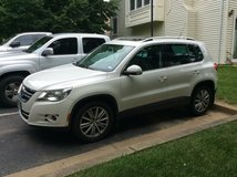 2011 Volkswagen Tiguan in Fort Meade, Maryland