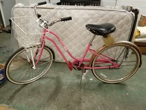 "WOW Vintage Pepto Bismol Pink Trail Mate Easy Rider Ladies 26"" bike in Naperville, Illinois"