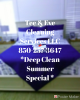 Tee & Eve Cleaning Services LLC in Tyndall AFB, Florida