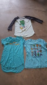 Girls Minecraft Shirt Lot of 3 Size XL 14/16 in Leesville, Louisiana