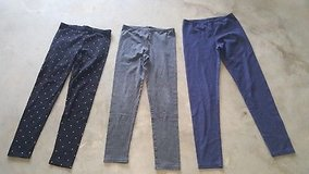 Girls Old Navy Legging Lot of 3 Size XL 14 in Leesville, Louisiana