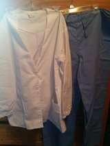 Medical scrubs used for school in Fort Bragg, North Carolina