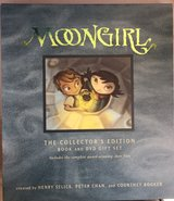 Moongirl: The Collector's Edition Book and DVD Gift Set Hardcover – September 12, 2006 in Lockport, Illinois