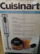 Cuisinart smart stick hand blender in 29 Palms, California