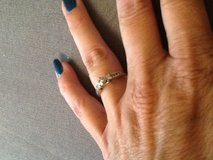 Women's size 7 engagement ring in 29 Palms, California
