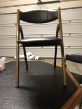 Vintage Mid Century Folding Chairs in Travis AFB, California