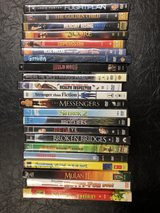DVDs $2 each or two for $3.00 in Fairfield, California