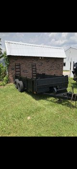 14' Tandem Axle Trailer Heavy built in Fort Leonard Wood, Missouri