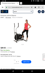 Air Elliptical in Fort Campbell, Kentucky