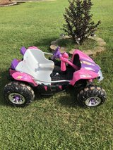 Barbie electric dune buggy in Fort Rucker, Alabama