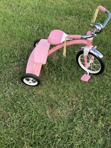 Radio flyer pink tricycle in Fort Rucker, Alabama